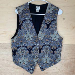 Vintage Theo Beaded Vest